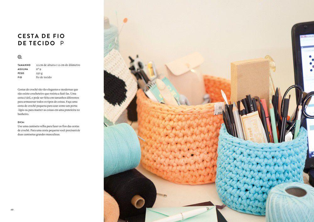 Crochê Moderno (em português)  - AmiMundi