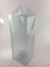 Embalagem em acetato  - AmiMundi