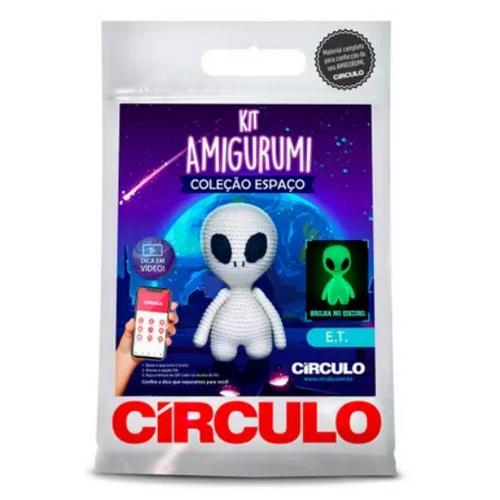 Kit Amigurumi - ET  - AmiMundi