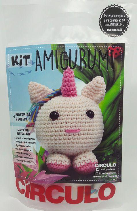 Unicórnio Grande Boneco Amigurumi Crochê - R$ 149,99 em Mercado Livre | 735x476