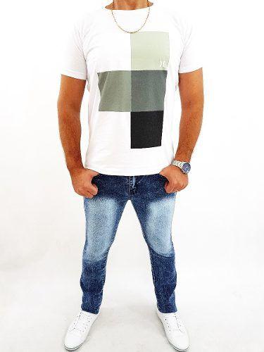 2ea8f30c8 Kit com 3 Calças Jeans Masculina Skinny - Empório Ricci ...
