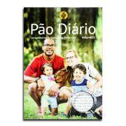 Pão Diário Vol. 21 | Letra Gigante | Capa Familia | Publicações Pão Diário