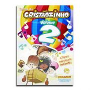 DVD Turma do Cristãonzinho Vol. 2