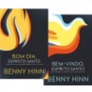 Kit 2 Livros | Espírito Santo | Benny Hinn