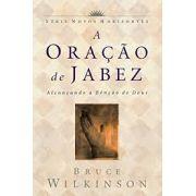 Livro | A oração de Jabez: Alcançando a bênção de Deus | MC