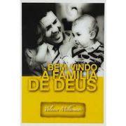 Livro | Bem-vindo À Família De Deus | Valnice Milhomens