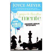 Livro Campo de batalha da mente para Adolescentes | Joyce Meyer