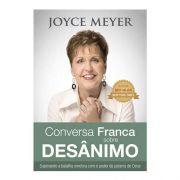 Livro Conversa franca sobre Desânimo | Joyce Meyer
