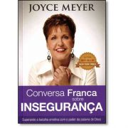 Livro Conversa franca sobre Insegurança   Joyce Meyer
