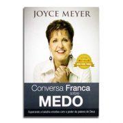 Livro Conversa franca sobre Medo | Joyce Meyer