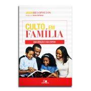 Livro Culto em Família | Jason Helopoulos