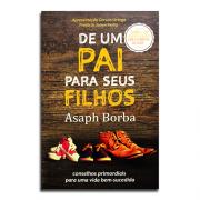 Livro De Um Pai Para Seus Filhos | Asaph Borba