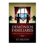 Livro Demônios Familiares | S.V. Milton