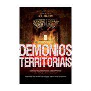 Livro | Demônios Territoriais | S.V. Milton