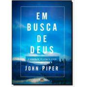 Livro | Em busca de Deus | A Plenitude da Alegria Cristã