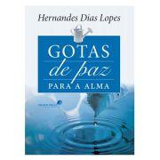 Livro Gotas de Paz|Hernandes Dias Lopes