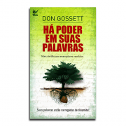 Livro Há Poder Em Suas Palavras   Don Gossett
