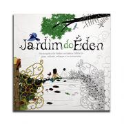 Livro Jardim Do Éden   Para Colorir