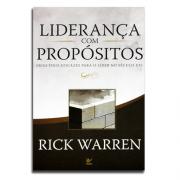 Livro Liderança Com Propósitos | Rick Warren