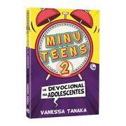 Livro Minu Teens | Um Devocional Para Adolecentes | Vanessa Tanaka