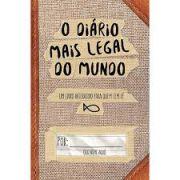 Livro | O Diário Mais Legal do Mundo | Um Livro Interativo para Quem Tem Fé
