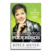 Livro Pensamentos Poderosos | Joyce Meyer