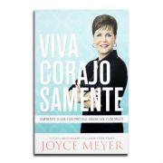 Livro Viva Corajosamente   Joyce Meyer