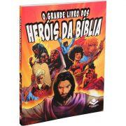 O Grande Livro Dos Heróis Da Bíblia | Capa Brochura