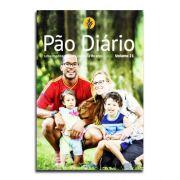 Pão Diário Vol. 21 | Capa Família | Publicações Pão Diário