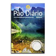 Pão Diário Vol. 21 | Letra Gigante | Capa Paisagem | Publicações Pão Diário