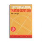Livro Temperamentos Transformados  | 2ª Ed. | Tim Lahaye