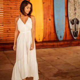 Vestido Longo Alyssa