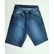 Bermuda Kinteto Jeans Casual Masculino Adulto 3348