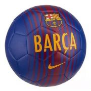 Bola Nike Futebol de Campo FCB Prstg