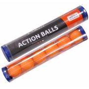 Bola Para Tenis De Mesa Poker Action Balls