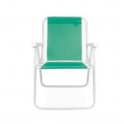 Cadeira De Praia Alta Mor Sannet Anis - Cores Sortidas