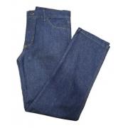 Calça Jeans Basic De Serviço Zk Masculino Adulto
