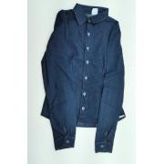 Camisa Jeans Kinteto Casual Masculino Adulto 3625