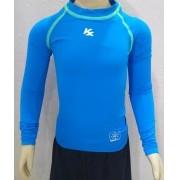 Camisa Térmica Kanxa Com Proteção Solar Infantil Unissex 7247