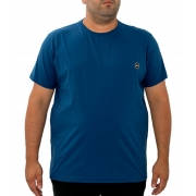 Camiseta Maresia Leash Plus Size Tamanho Grande Masculino Adulto - Cores Sortidas