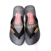 Chinelo Coca-Cola Shoes Masculino Adulto Vintage Can CC3277