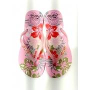 Chinelo Coca-Cola Shoes Tropikalny Feminino Adulto CC3236
