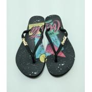 Chinelo Coca-Cola Shoes Waves Of Summer CC3309 Feminino Adulto