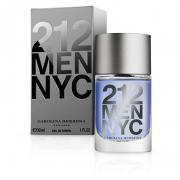 Perfume Masculino Carolina Herrera 212 Men Edt 30ML
