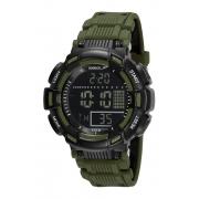 Relógio Masculino Speedo Sports Verde Militar - 81209