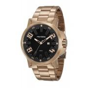 Relógio Mondaine Pulso Metal Grande Dourado Masculino 99233