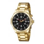 Relógio Speedo Feixo Metal Masculino Adulto Ref 15024