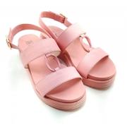Sandália Bebecê Flat Baixa Casual Confort Fashion Feminino Adulto 2249-493