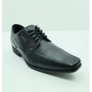 Sapato Cadarço Pegada Social Casual Masculino Adulto 125801-01