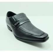 Sapato Pegada Social Escamado Fivela Masculino Adulto 125802-01